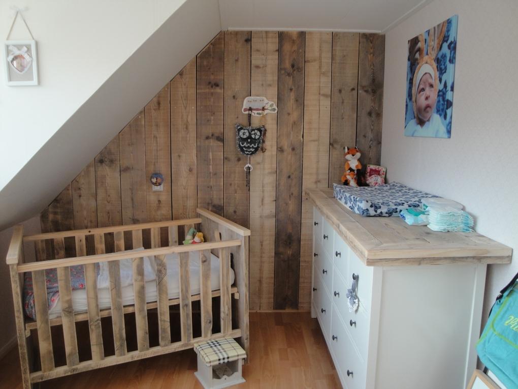 Babykamer Steigerhout: Steigerhout babykamer bouwen ontdek hoe jey doe ...